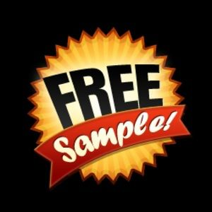 FREE SAMPLE for purchases $30 and up!!